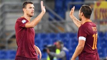 Džeko čestitao rođendan Tottiju uz posebnu želju