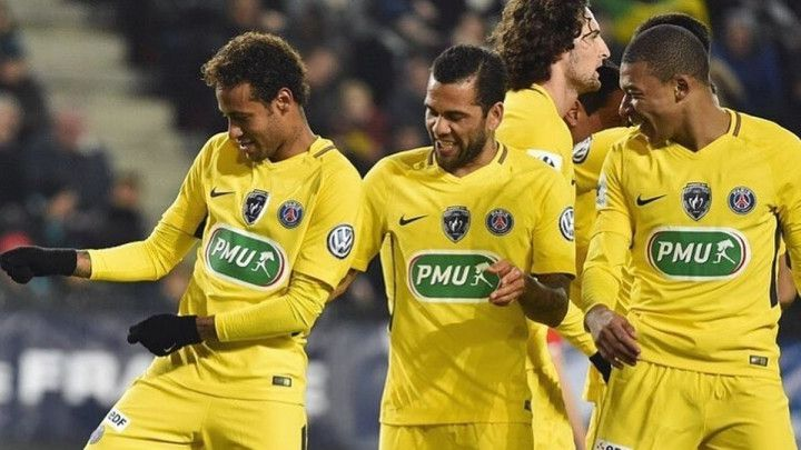 Raspucani PSG napunio Rennesovu mrežu do vrha