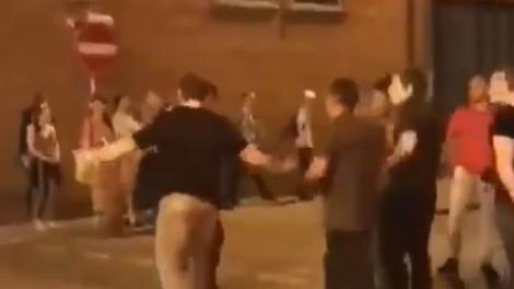 Izrevoltirana UFC zvijezda udarala ljude na ulicama Liverpoola