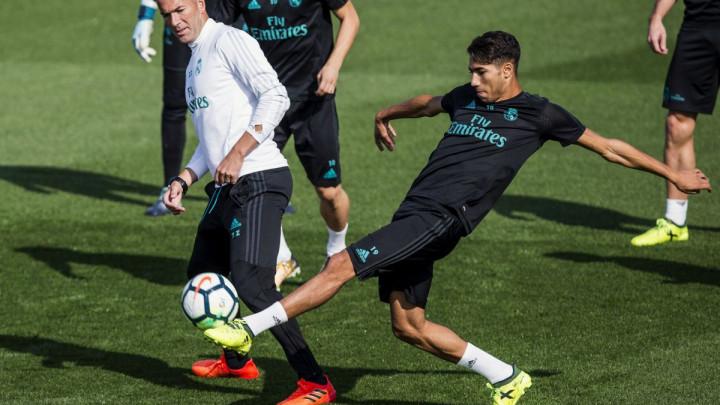 Zidane pokušao objasniti zašto je Real prodao Hakimija