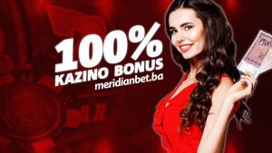 Jedinstvena ponuda na tržištu: Igrače čeka 100% kazino bonus