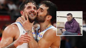 Bosanac sretan Argentincima: Scola i društvo bi voljeli da ga gledaju i u finalu