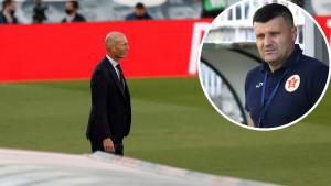 Zidane uradio istu stvar kao Dudić, ali je imao drugačije objašnjenje