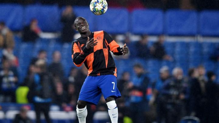 N'Golo Kante pred transferom karijere