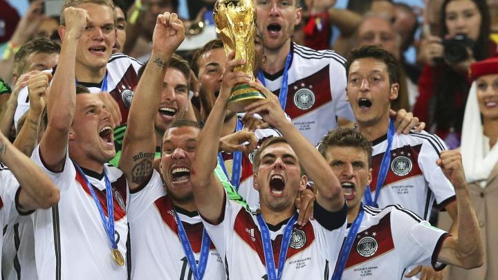 Pogledajte dresove Njemačke, Španije i Belgije za SP