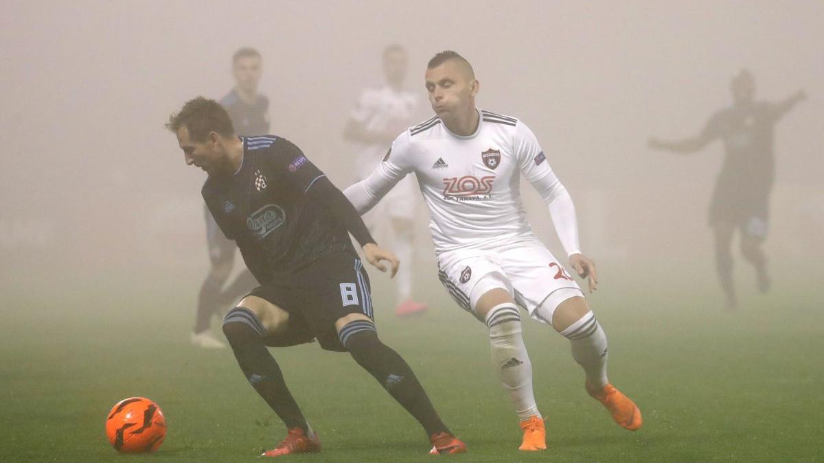 Hajrović Gojaku: Pa što nisi Gavri dodao? Zbog magle je li?