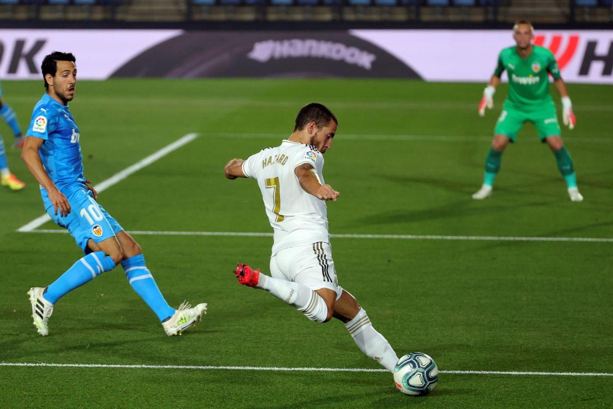 Zidane razočarao Hazarda odlukom pred meč protiv Getafea