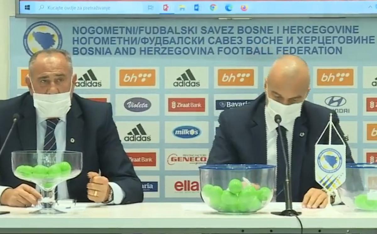 Održan žrijeb parova šesnaestine finala Kupa BiH