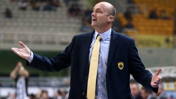 Jure Zdovc više nije trener AEK-a