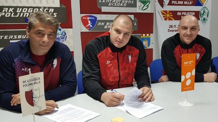 RK Vogošća predstavio nova pojačanja za nastavak sezone