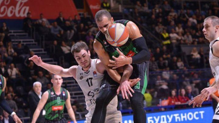 Partizan prokockao dobru prednost protiv Olimpije