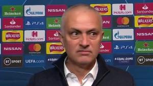 Jose Mourinho nakon poraza od Leipziga: Kao da smo ušli u obračun bez metaka...