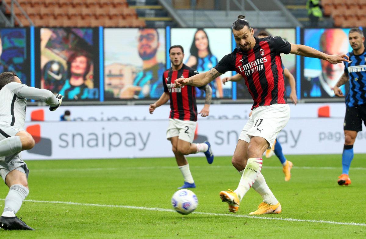 Ibrahimović s dva gola srušio Inter, pa objavio brutalnu fotografiju