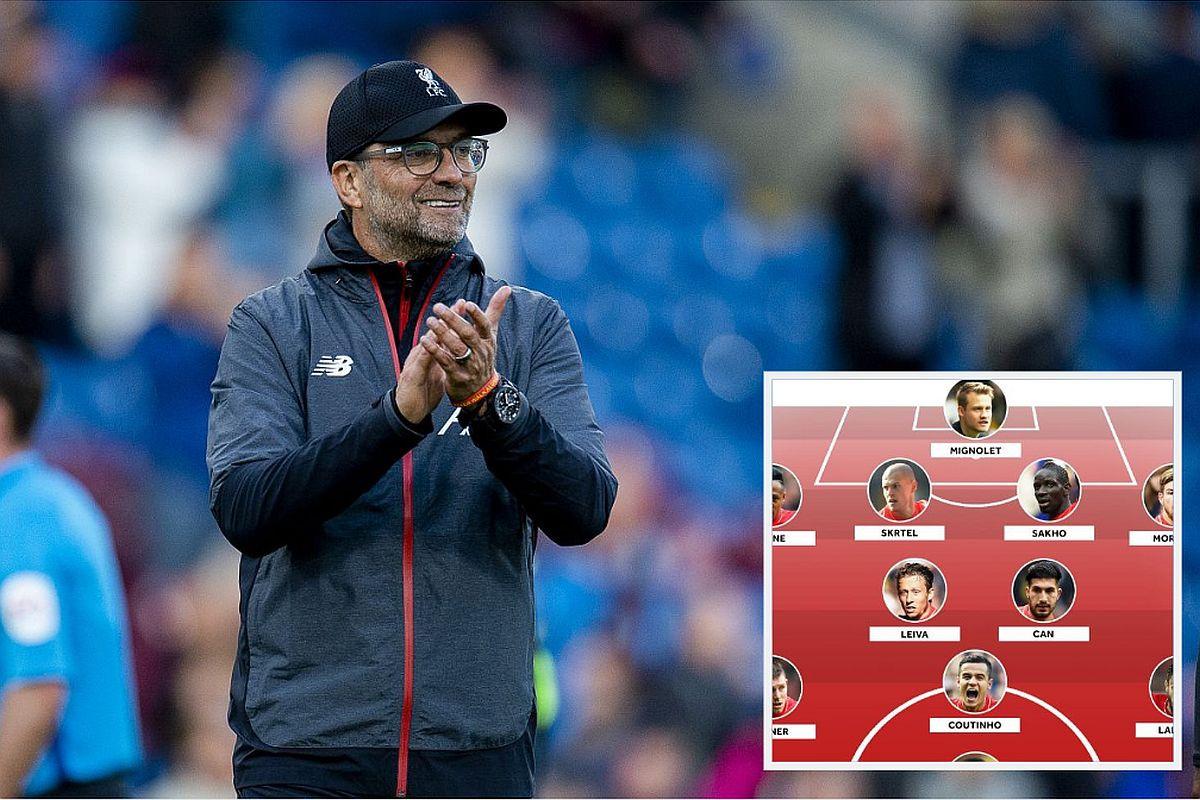 Prošle su četiri godine otkad je Klopp preuzeo Liverpool: Ovu postavu je poslao na teren prvog dana