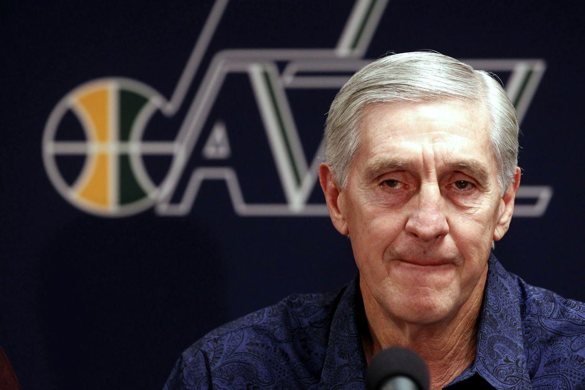 Umro legendarni trener Jerry Sloan!