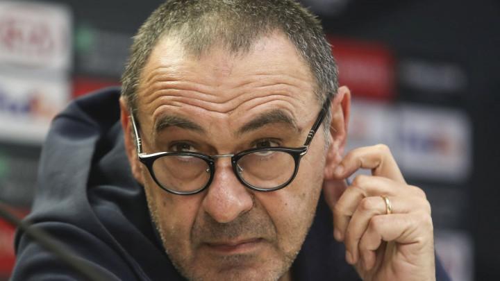 Sarri govorio o Eintrachtu, pa se dotakao i Luke Jovića