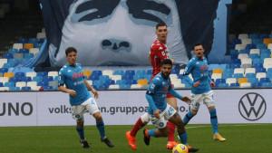 """Viole """"teško stradale"""" pod Vezuvom: Napoli nije imao ni trunke milosti prema Fiorentini"""