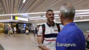 """Mujakić predstavljen u Kortrijku: """"Belgija me podsjeća na engleski Premiership"""""""