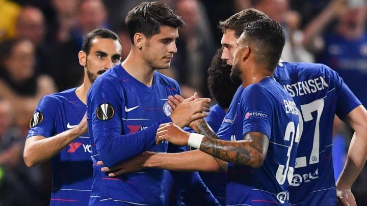 Chelsea jedva do trijumfa, Lazio se crvenio, ali još više Loris Karius