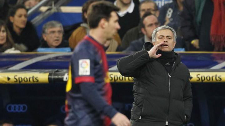 Mourinho nikada nije trenirao Messija, pa malo i čudi izjava Portugalca
