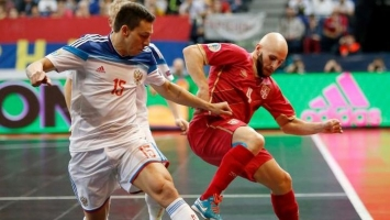 Nakon prave drame: Rusija se plasirala u finale EP u Futsalu