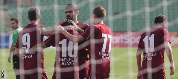 Sarajevo na pragu četvrtfinala