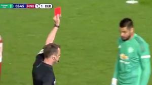 Nakon poteza Sergija Romera navijači Manchestera mogu samo plakati