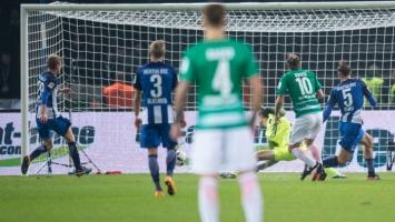Werder iznenadio u Berlinu, Ibišević pogodio stativu