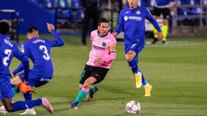 Nemoćna Barcelona izgubila u predgrađu Madrida, Miralemu Pjaniću ni minuta