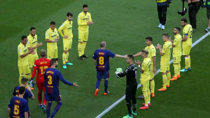 "Barca i dalje bez poraza, na Camp Nou ""pao"" i Villarreal"