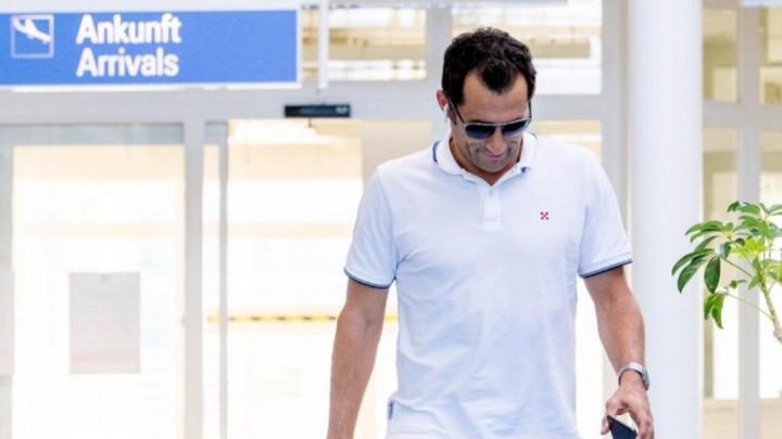 Hasan Salihamidžić je danas otputovao na tajni sastanak u Pariz