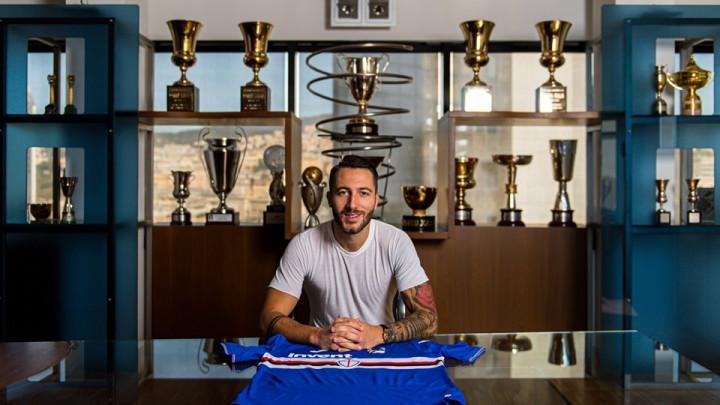 Bertolacci potpisao za Sampdoriju