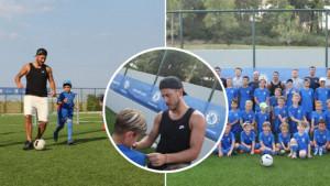 Hazard u Grčkoj dokazao da će mu Chelsea zauvijek ostati u srcu