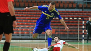 Bh. futsaleri poraženi od Hrvatske na startu kvalifikacija
