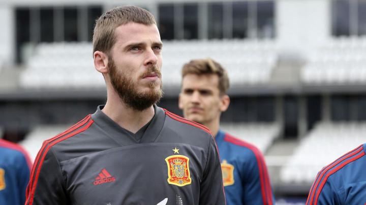 Zašto je De Gea izgubio mjesto u prvoj postavi Španije?