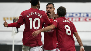 S tri gola u samoj završnici Manchester United slomio otpor Newcastlea, briljirao Rashford