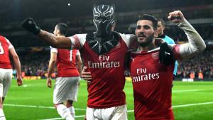Asistencija Kolašinca u slavlju Arsenala, u četvrtfinalu i Villarreal