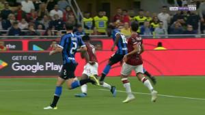 Da li je gol Milana zaista trebao biti poništen?