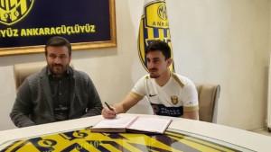 Miloš Stanojević potpisao za Ankaraguču!