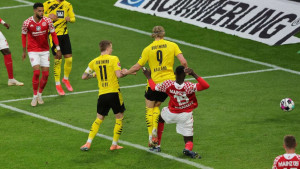 Borussija osigurala plasman u Ligu prvaka