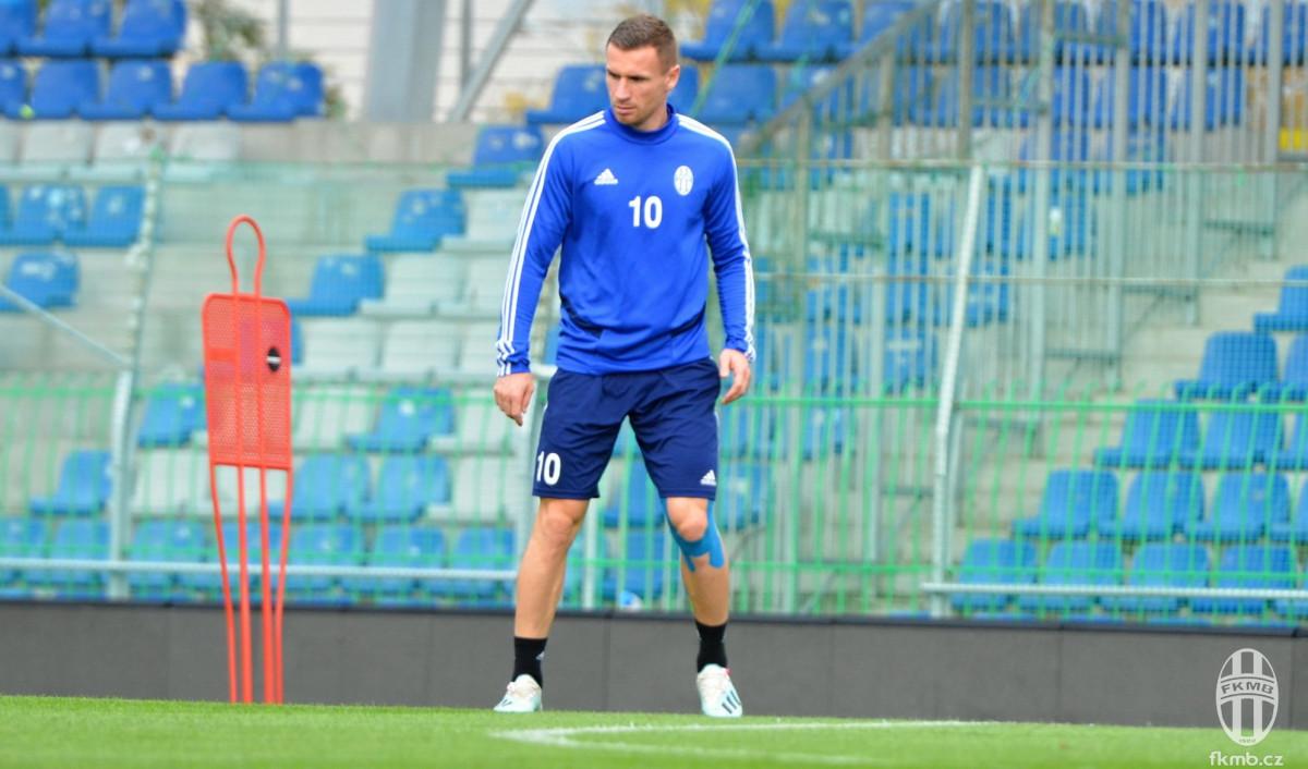 Mešanović postigao novi gol za Mladu Boleslav