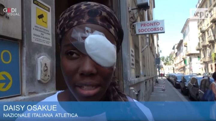 Atletičarku u Italiji gađali jajima: To je zato što sam crna
