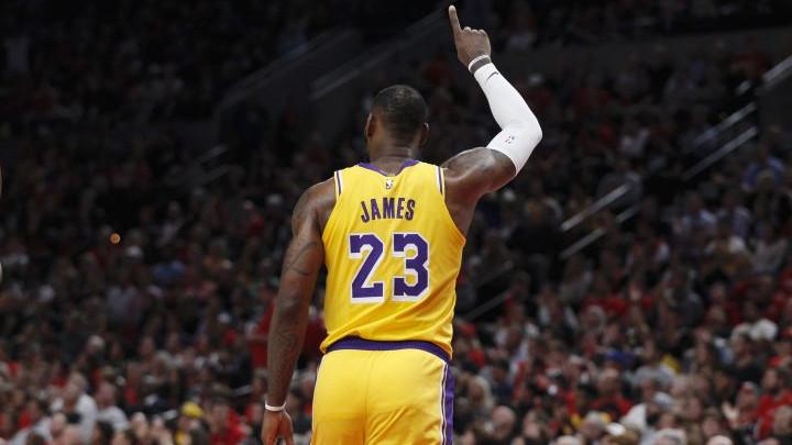 LeBron James prestigao Michaela Jordana na četvrtom mjestu liste najboljih strijelaca svih vremena