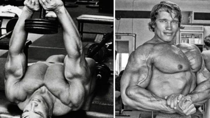 Vježba koja je pomogla Arnoldu da izgradi svoja legendarna prsa