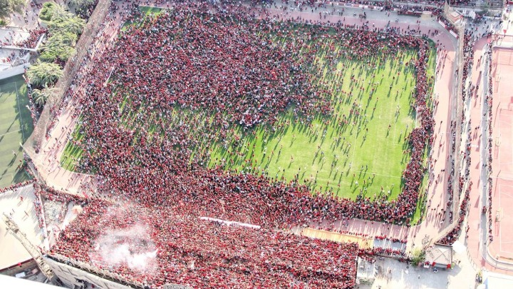 Nigdje nema navijačkog ludila kao u Egiptu