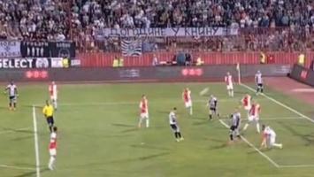 Sramotan transparent na utakmici Vojvodine i Partizana