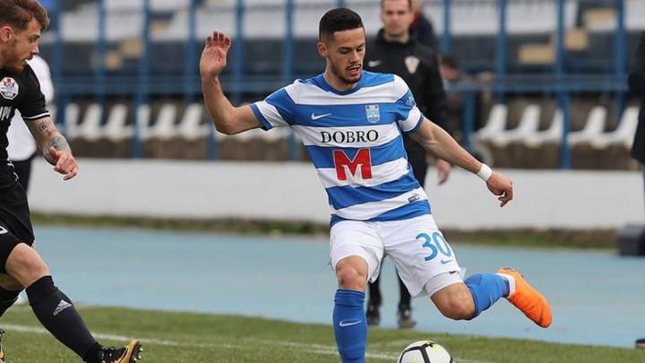 Osijek siguran protiv Intera, pogodio i Hajradinović