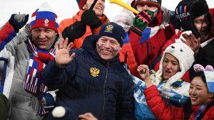 MOK istrajan, Rusi razočarani, ali bez zastave i na zatvaranju Igara