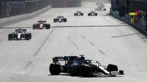 Bottas najbrži na prvom treningu u Barceloni