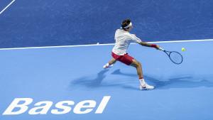 Federer protivniku u 2. kolu Basela prepustio samo tri gema